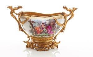 Meissen Porcelain bourdaloue, The Holburne Museum