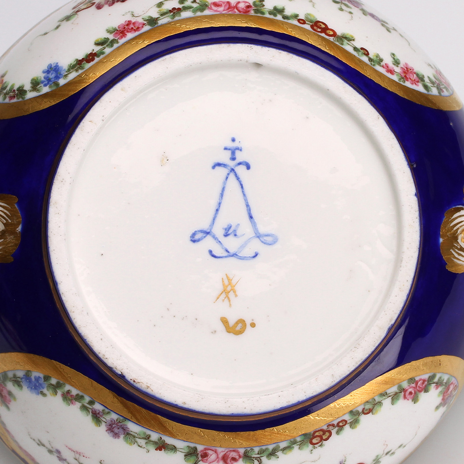 Lettering A To Z >> Marks - The French Porcelain Society