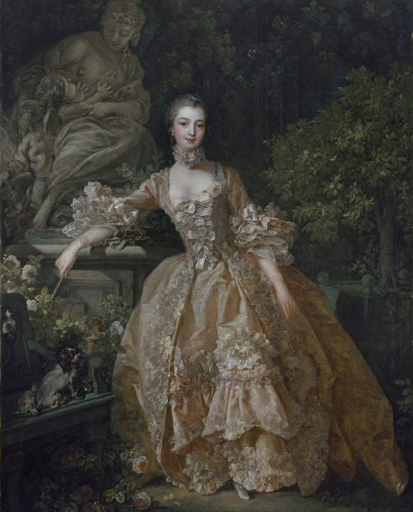 Madame de Pompadour by François Boucher, 1759. Oil on canvas. (© The Wallace Collection, London. Inv. no. P418)